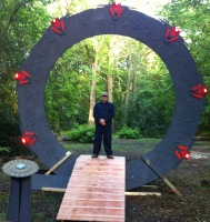 Behind every Stargate stands an engineer